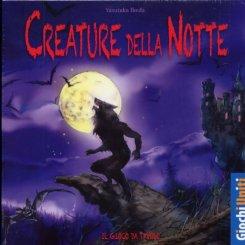 creature della notte gioco