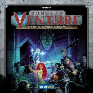 dungeon venture gioco da tavolo