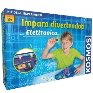 impara divertendoti elettronica