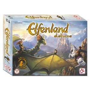 elfenland delux gioco da tavolo