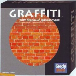 Graffiti - tutti disegnano uno indovina  | Giochi Uniti for Kids
