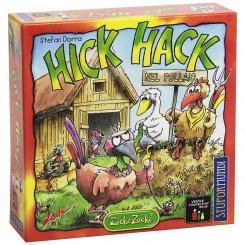 hck hack nel pollaio