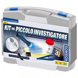 kit del piccolo investigatore