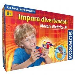 kit esperimenti per bambini motore elettrico