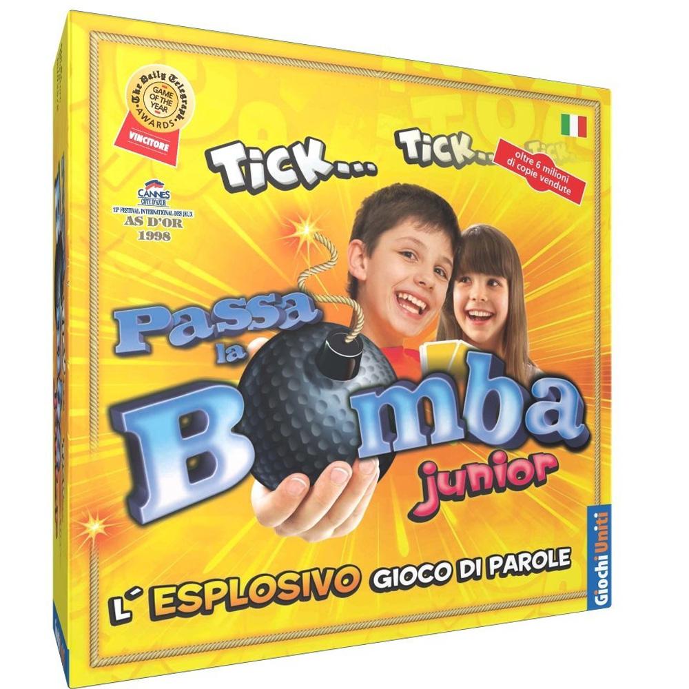 ff1f0ed0ee64ef Passa la Bomba Junior | Giochi Uniti for Kids