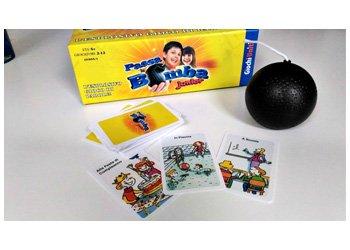 Giochi da tavolo per bambini passa la bomba junior giochi uniti for kids - Gioco da tavolo passa la bomba ...
