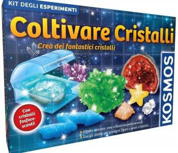 Coltivare Cristalli