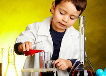 Giochi scientifici per bambini