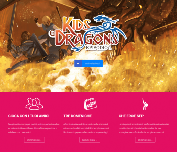 giochiuniti for kids e kidsdragons