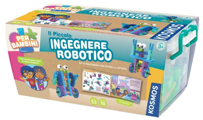 Piccolo ingegnere robotico