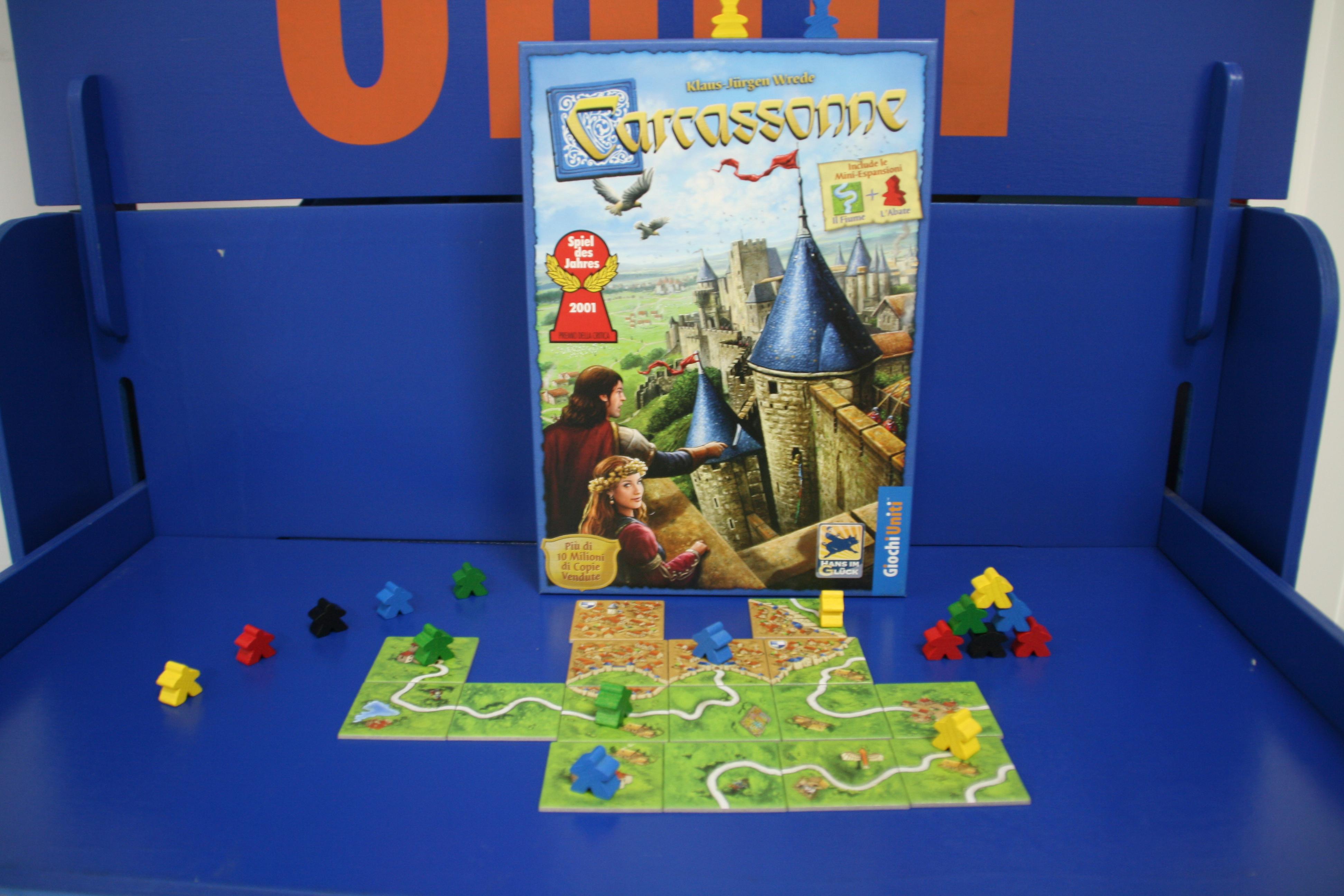 giochi da fare in casa per bambini di 10 anni carcassonne